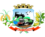 Brasão da Prefeitura de Alto Taquari - MT