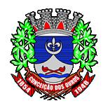 Brasão da Câmara Municipal de Conceição dos Ouros - MG