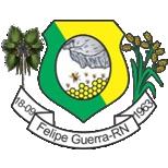 Brasão da Prefeitura de Felipe Guerra - RN