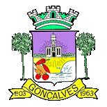 Brasão da Câmara Municipal de Gonçalves - MG