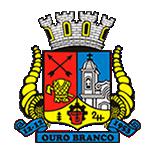 Brasão da Câmara Municipal de Ouro Branco - MG